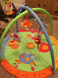 Mumas &Papas play mat