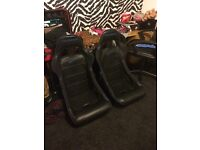Cobra monaco bucket seats