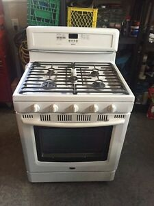 Maytag Gas Range Self Cleaning Stove