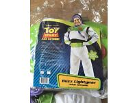 Buzz Lightyear Fancy Dress Costume