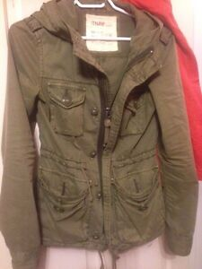 TNA Aritzia Light Jacket Kitchener / Waterloo Kitchener Area image 1