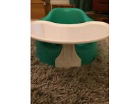Bumbo Chair and Play Tray