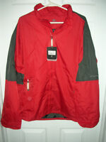 MEN'S STORMTECH NAUTILUS PACKABLE STORM JACKET  (BRAND NEW)