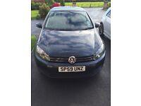 Volkswagen Golf s 2L TDI