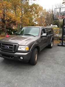 2011 Ford Ranger Low KMs!!