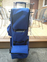 Roll N Go bag Great for Softball or Soccer tournaments