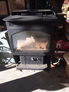 Gas Fireplace Stove