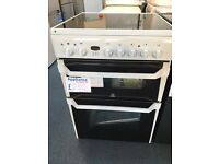 ⭐️EX DISPLAY INDESIT 60CM ELECTRIC COOKER⭐️ save £££ #31025