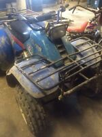 1990 Polaris trail boss 250