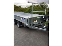 2016 Ifor Williams Tipper 12x6