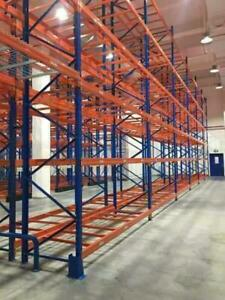 Pallet Racking Frame and Beam Brand New Dexion compatiable
