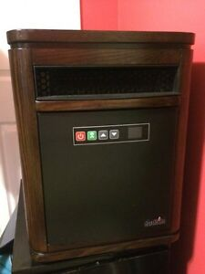 Electric heater;  dehumidifier;  cabinet