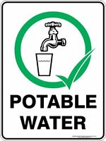 Potable Water Delivery