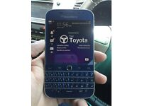Blackberry classic unlocked- swap