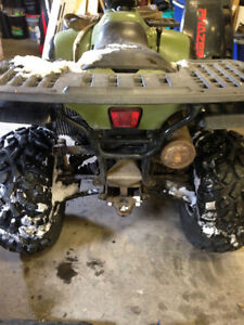 Parting Out 1997 Sportsman 500 4x4