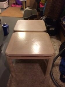 End tables / night stands