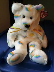 Cheery the sunshine bear Ty Beanie Buddy stuffed animal