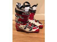 men's ski boot salomon impact cs 100