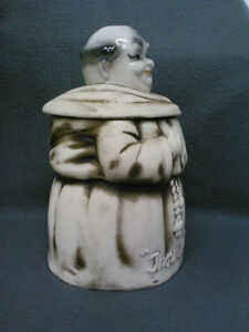 Collectible Antique Friar Tuck Cookie Jar London Ontario image 10
