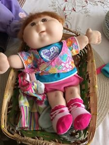 Cabbage Patch dolls $5.00 EACH London Ontario image 1