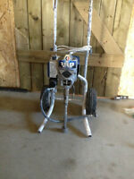 Graco 190es airless paint sprayer Make Offer or Trade Price drop