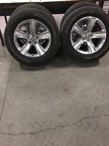 Dodge Ram rims