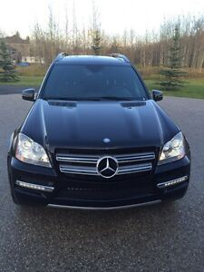 Mercedes Benz 2012 GL 350  Blue Tec Diesel  Strathcona County Edmonton Area image 1