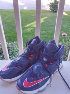 LEBRON 13 SIZE 9.5 $100 NEED GONE ASAP WILL NEGOTIATE