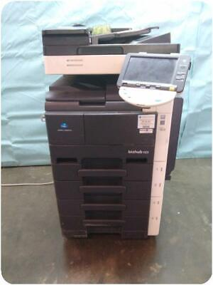 Konica Minolta Bizhub 423 Multifunction Printer 244470