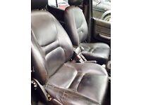 LandRover Freelander Leather seats