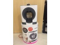 Krups Dolce Gusto Coffee Machine Used Few Times Only