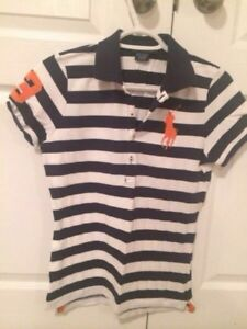 Ladies Polo Ralph Lauren Shirt size M