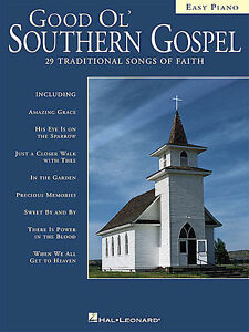 GOOD-OL-SOUTHERN-GOSPEL-EASY-PIANO-SHEET-MUSIC-BOOK