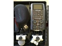 Zoom H6 Handy Recorder.