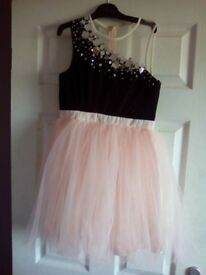 Girls party dress 9-10
