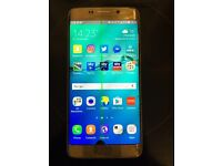 SAMSUNG GALAXY S6 EDGE+ GOLD