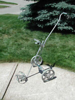 Bag Boy Automatic Aluminum Golf Carts (Two Available)