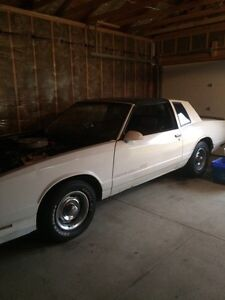 1986 Monte Ss with a BBC