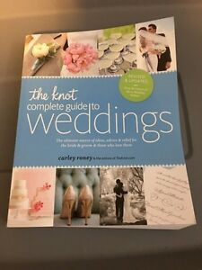The Knot Weddings Book Kitchener / Waterloo Kitchener Area image 1