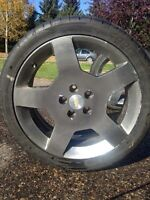 Chevy Cobalt Rims w/ Tires