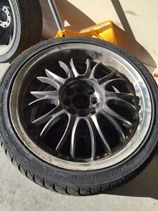 205/40r17 tires and universal rim