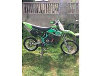 Kx80 off road crosser ( 2001 )