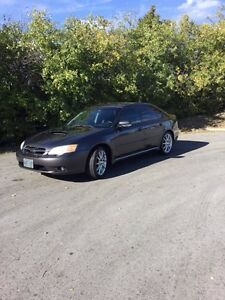 2007 Subaru Legacy GT spec B (sold conditional)