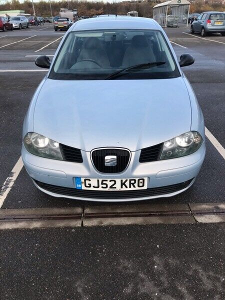 Seat Ibiza 1.9 TDI 3dr 2003.,12 month MOT £675 ono