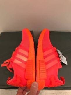 Adidas NMD solar red size 7.5