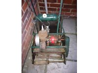 Very early ATCO , good condition , for its age , single cylinder
