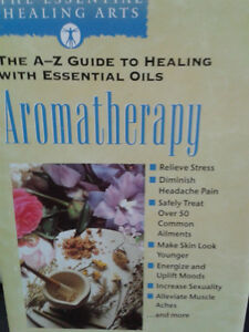 AROMA THERAPY BOOK