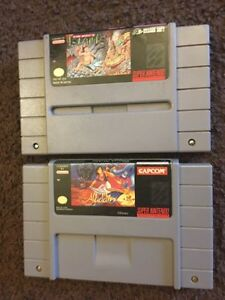 SNES Games - Super Adventure Island, Aladdiam