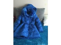 Womans winter coat as new condition