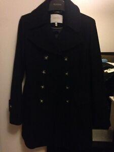 Women's wool coat size 8